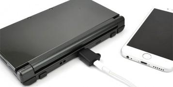 ข่าวดี! Nintendo 3DS สามารถชาร์จด้วยสาย Lightning ของ iPhone ได้แล้ว