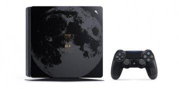 PS4 ดีไซน์ใหม่พิเศษสำหรับ FINAL FANTASY XV LUNA EDITION เตรียมวางจำหน่ายเร็วๆ นี้!