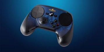 มาแล้ว! สกินและอุปกรณ์เสริมใหม่ล่าสุดของ Steam Controller