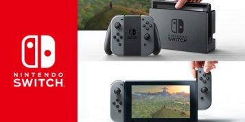 พาส่อง! Nintendo Switch เครื่องคอนโซลใหม่ของปู่นิน เตรียมวางจำหน่าย มี.ค 2017