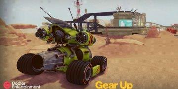 [★] [Review] Gear Up ท้าแต่งหุ่นยนต์รถถังประจันบาน