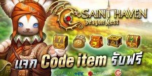 Dragon Nest Saint Haven ร่วมกับ GW แจกหนักไอเทมโค้ดรับ OBT