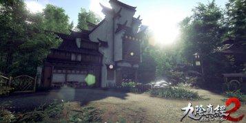 Age of Wushu 2 เผยภาพบ้านพักตัวอย่างที่สามารถสร้างได้จากวัสดุกว่า 108 ชนิด