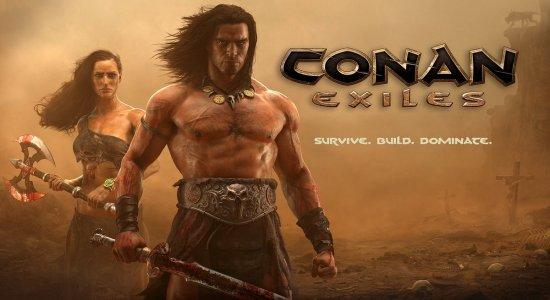 Conan Exiles เกม Survival MMO สุดเถื่อน งัดคลิปโชว์การสร้างและทำลายเมืองมายั่ว