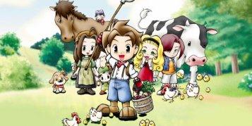 Harvest Moon ทั้งสองภาคที่ดีสุดบน PS2 จะถูกนำมาลง PS4 อีกครั้ง