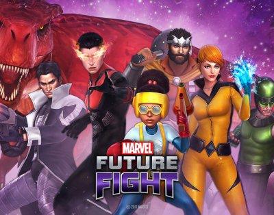 "MARVEL Future Fight ส่งฮีโร่ชุดใหม่ ""อมนุษย์"" ลงสนามรบแล้ววันนี้"