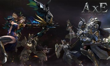 Nexon Red ตรียมเปิดตัว AXE Alliance X Empire เกม MMORPG ฟอร์มยักษ์ในปีนี้