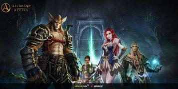 เคาะแล้ว ArcheAge Begins เกมมือถือ MMORPG ขั้นเทพ เตรียมเปิด CBT 23 มี.ค.นี้