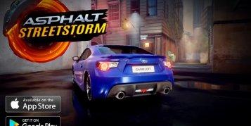 Asphalt Street Storm เปิดให้ทดลองเล่น ทั้ง iOS และ Android บางประเทศแล้ว