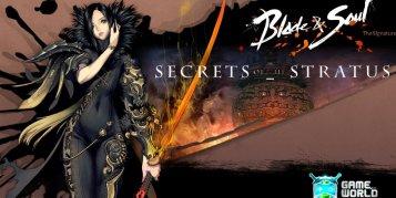 พาส่อง Blade & Soul เซิร์ฟอินเตอร์ กับภาคเสริมใหม่ Secrets of the Stratus