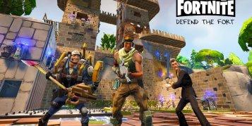 น่าลอง Fortnite เกม Next-Gen Co-op ใหม่ สไตล์ Minecraft ผสม Left 4 Dead