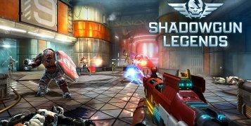 ปล่อยของ Shadowgun Legends โชว์เกมเพลย์รอบ Pre-Alpha มันส์จนตองยกนิ้ว