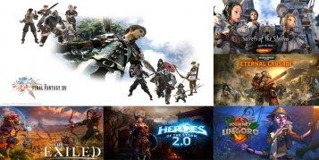 เดือดรับสงกรานตร์ กับ 6 เกม MMO Multiplayer น่าเล่นประจำเดือน เม.ย. 2017