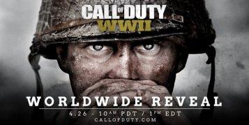 Call of Duty: WWII เปิดตัวอย่างเป็นทางการ พร้อมกลับคืนสู่จุดกำเนิดของซีรีย์