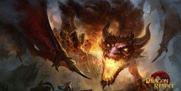 DragonRevolt ศึกมังกรยักษ์ถล่มปฐพี ปล่อยของเด็ดโชว์ 3 อาชีพแบบเจาะลึก