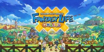 ให้ไว Fantasy Life Online เปิดทดสอบ Beta Test ครั้งสุดท้ายที่แดนปลาดิบ