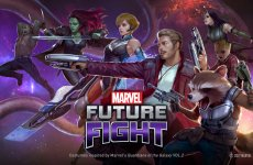 MARVEL Future Fight เผยโฉมฮีโร่คนใหม่จาก Guardians of the Galaxy Vol. 2!