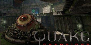 พาชมเมืองโบราณ Ruins of Sarnath ในตัวอย่างใหม่ของ Quake Champion