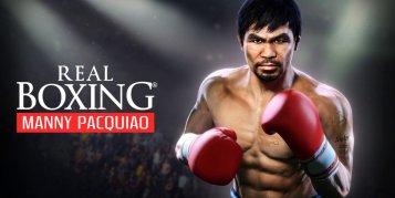 Real Boxing Manny Pacquiao หมัดต่อหมัด กับเกมมวยสุดสมจริงบนมือถือ